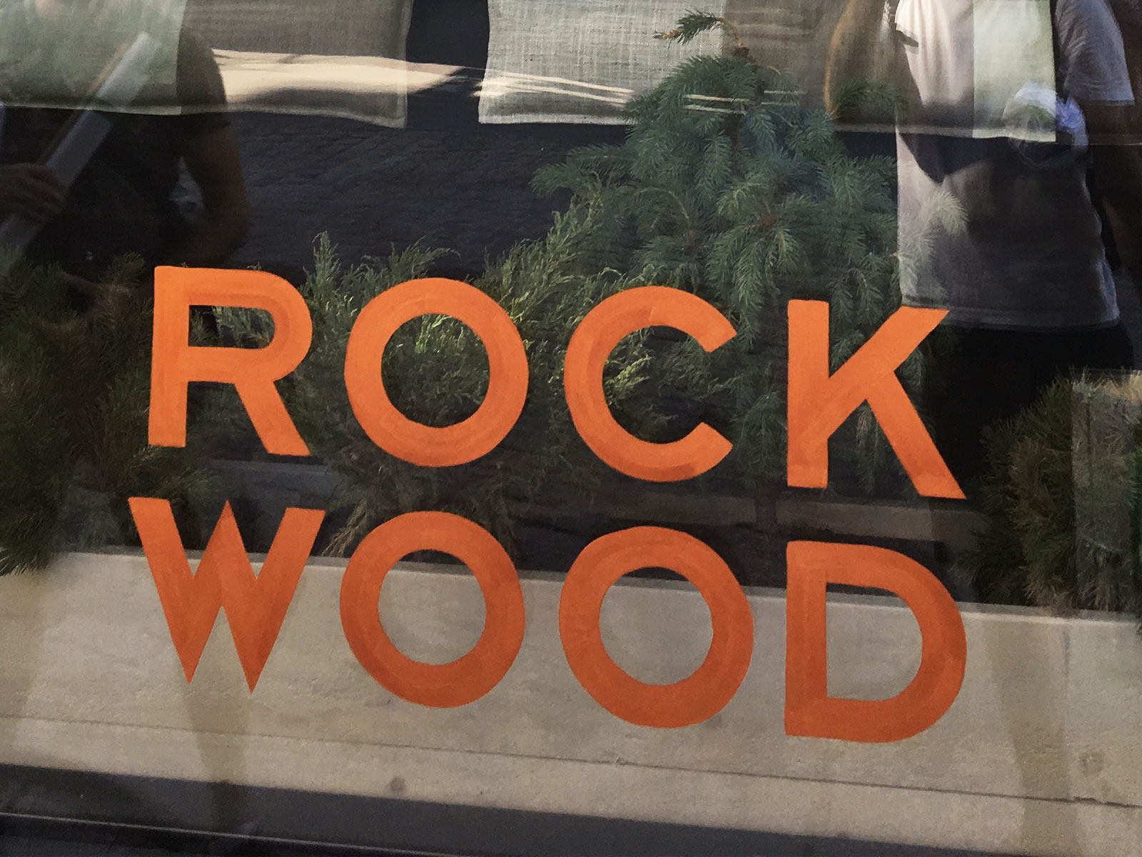 Rockwood window